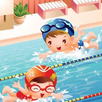 imagenes de niños nadando para colorear dibujos de ni 241 os nadando cerca amb google cos hum 192