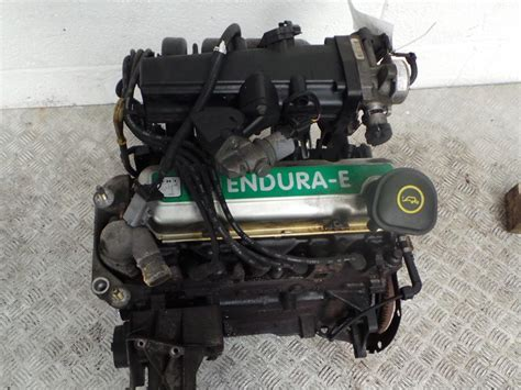 ford ka engine  petrol engine code jp excellent runner   miles ebay