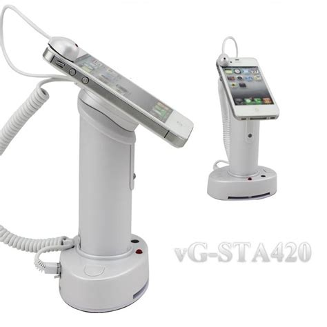 Alarm Security Diaplay security alarm display holder for mobile phone vg sta420eb vguard china manufacturer