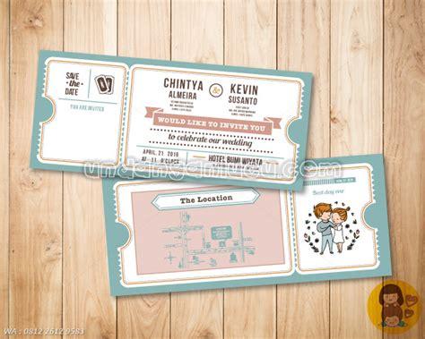 Tali Rami Bogor undanganlucu products undangan softcover 1 lembar