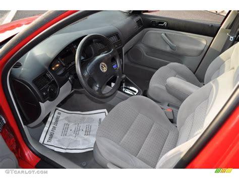 2000 Volkswagen Jetta Interior by Gray Interior 2000 Volkswagen Jetta Gls Sedan Photo 55566550 Gtcarlot