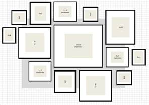 wall frame collage template 17 best ideas about gallery wall layout on
