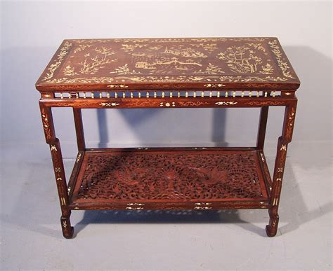 antique sofa table for sale 7789 inlaid rosewood console table c1820 for sale