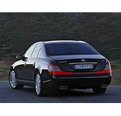 Maybach 57 History Of Model Photo Gallery And List