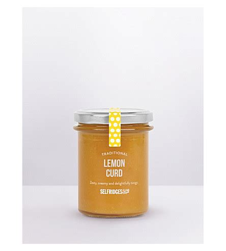 Fashion Bag Import Kg20514 Lemon selfridges selection traditional lemon curd 340g