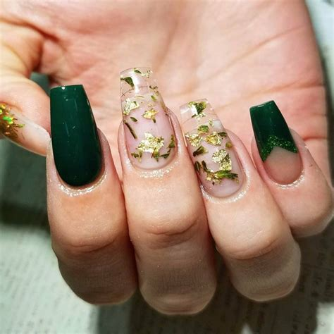 imagenes uñas decoradas verdes u 241 as decoradas 45 ideas caprichosas inspiradas en las