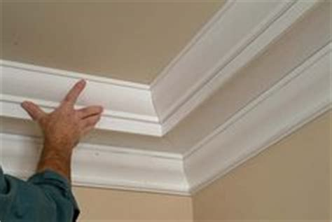 How To Build A Tray Ceiling How To Build Up Crown Moulding To Create A Tray Ceiling