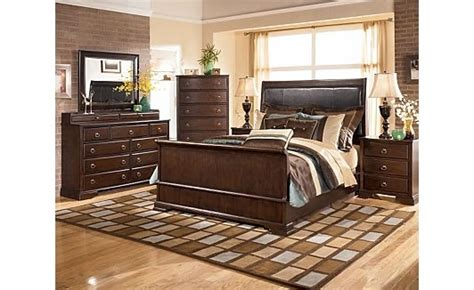 ashton castle bedroom set ashley furniture blackwell