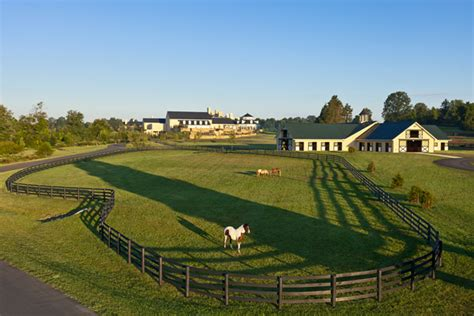 Barn With Loft by Equestrian Travel Articles A Luxury Equestrian Vacation