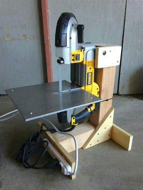 portable bandsaw stand tools gadgets