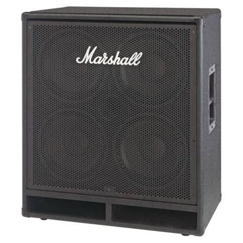 marshall m mbc410 e 600w 4 x 10 quot bass guitar speaker