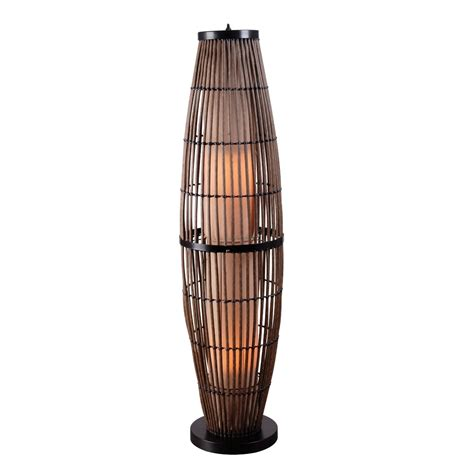 kenroy home biscayne 1 light outdoor floor l l