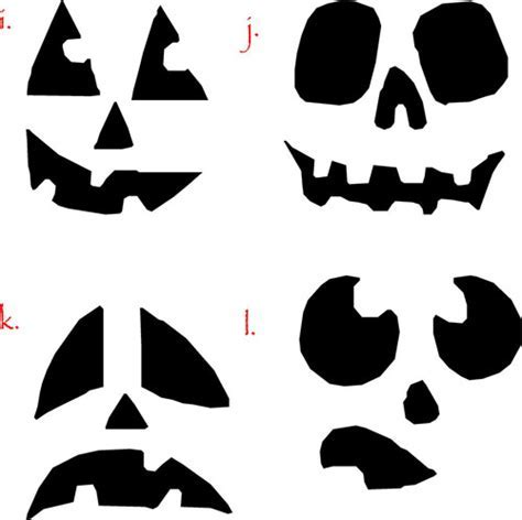 Pumpkin Faces III   Halloween Decals   Trading Phrases