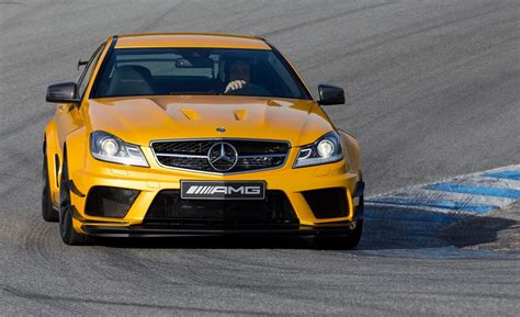 mercedes benz  amg coupe black series