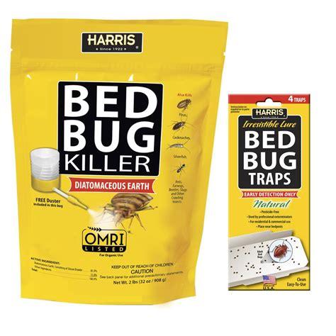 diatomaceous earth bed bug killer harris 32 oz diatomaceous earth bed bug killer and bed