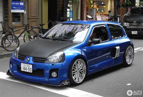 renault clio v6 renault clio v6 phase ii 1 june 2017 autogespot