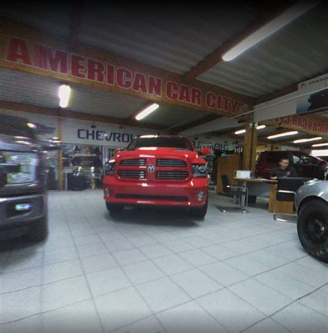 recrutement garage automobile offres d emploi american car city