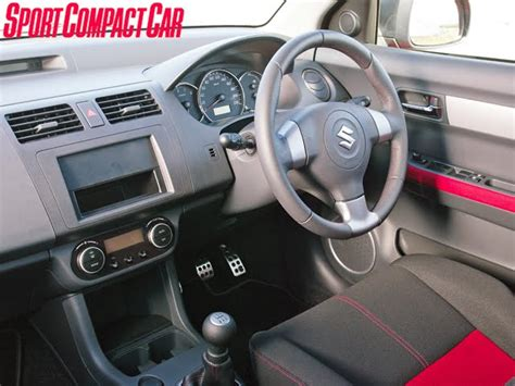 Suzuki Sport Interior Suzuki Sport Interior Cars Wallpapers And Pictures