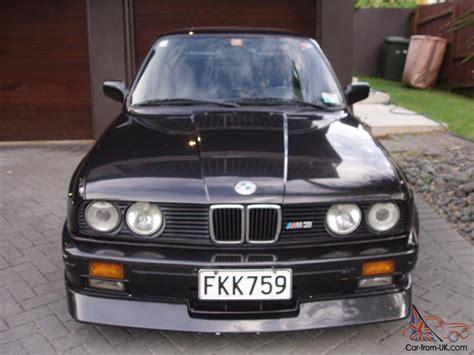 1986 bmw m3 for sale bmw e30 m3 1986
