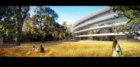 sede della apple quot andrea hardware quot apple in costruzione in