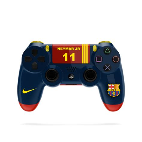 Manette Ps4 Fc Barcelone Neymar | manette ps4 fc barcelone neymar