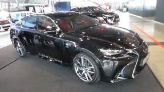 2016 lexus gs 450h f sport exterior and interior i