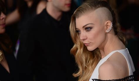natalie dormer shave of thrones natalie dormer shaves