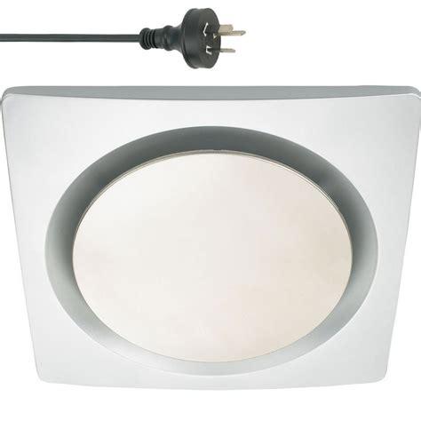 Promo Ceiling Exhaust Fan Kdk 10 25 Cm 25tgq Terjamin heller diy silver 25cm square ceiling exhaust fan w outlet duct bathroom laundry ebay