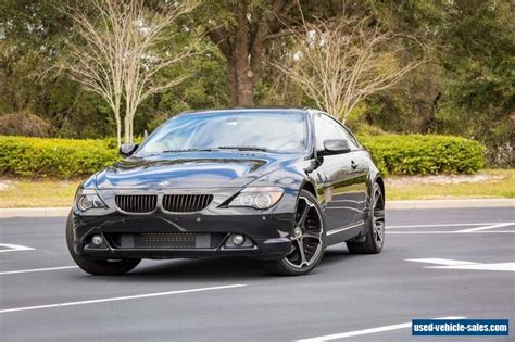 2005 bmw 6 series for sale in the united states