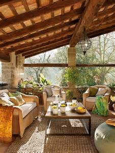 rustic home decor design rustic cottage in spain home bunch interior design ideas