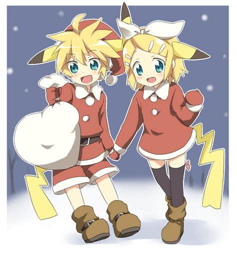imagenes navideñas de anime las cuatro animes 161 imagenes navide 241 as