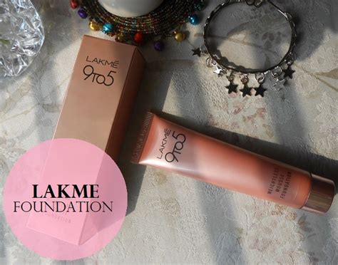 lakme 9 to 5 weightless mousse foundation review lakme 9 to 5 weightless mousse foundation review swatches