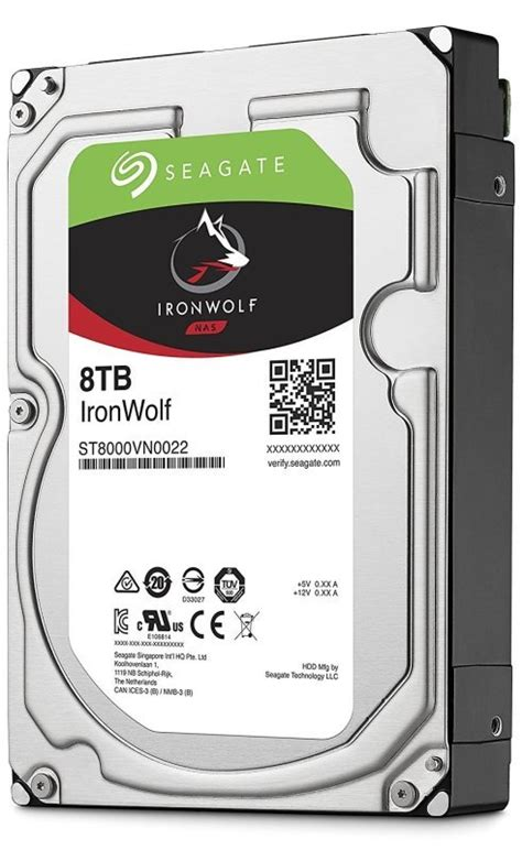 Seagate Ironwolf 8tb For Nas seagate ironwolf 8tb 3 5 quot nas drive at ebuyer