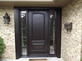 brown front door front doors may 2015