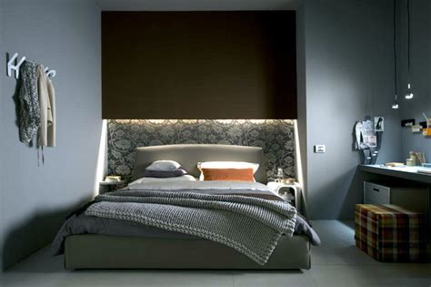 being dominant in bed effect of light between the soft colors interior design ideas ofdesign
