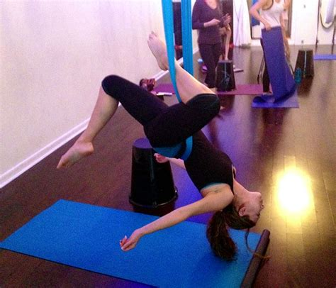 power swing yoga aerial yoga swing a whole new experience tnydancer