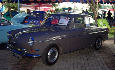 Vintage Volkswagen Indonesia Volkswagen Type 3 Sedan