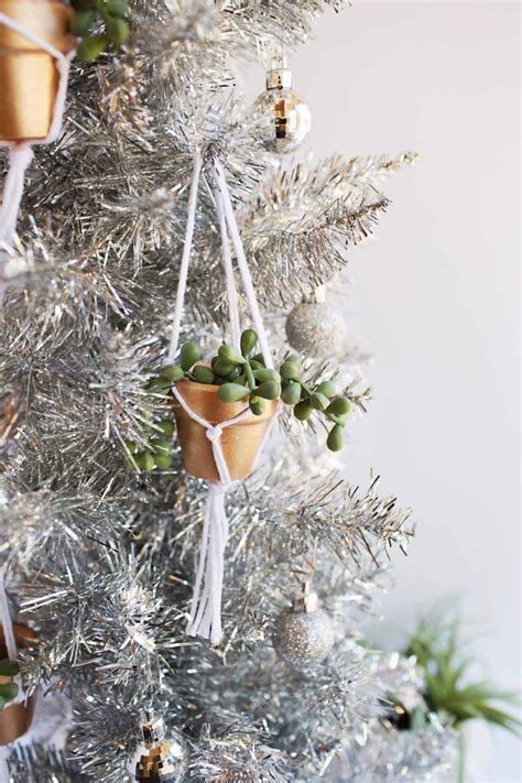 diy hanging ornaments diy hanging ornament tree diydry co