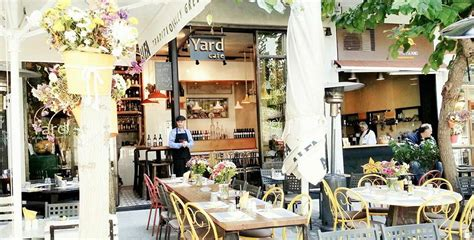 The Backyard Cafe Best Cafes In Athens Greece By A