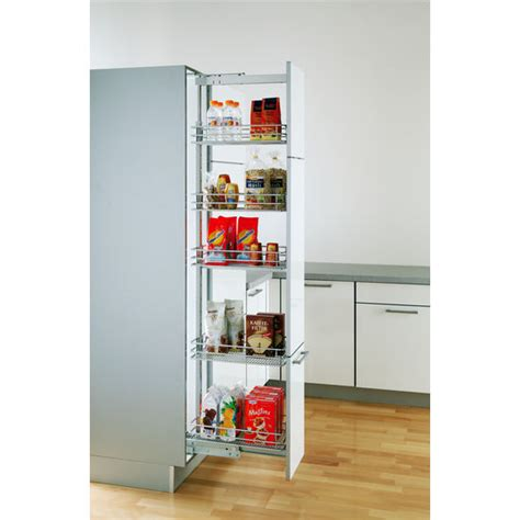 Kitchen Pantry Pull Out Baskets Kitchen Cabinet Organizers Saphir Chrome Plated Pantry