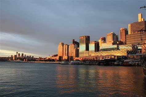 turisti per caso australia tramonto su sydney viaggi vacanze e turismo turisti