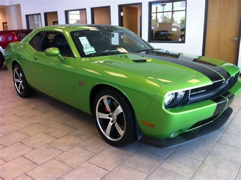 Envygreen Simply Pack dodge challenger green fabulous dodge challenger srt