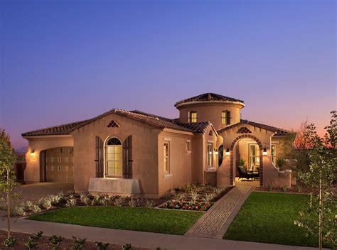 Townhome Floor Plans by 55 Single Family Home Design Buckeye Az Ktgy Architects