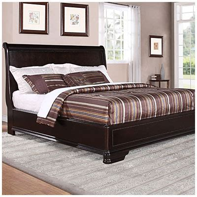 king bed trent complete king bed big lots