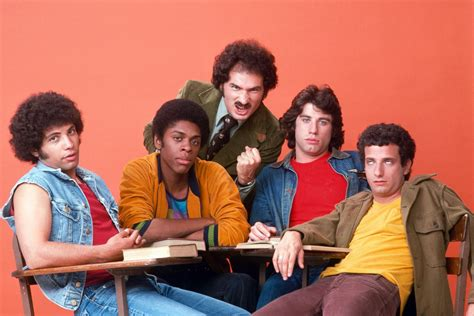 kotter tv show welcome back kotter cast 40 years later photos image
