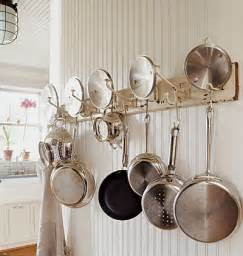 kitchen pot rack ideas rustiques pot rack ideas