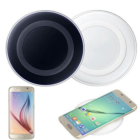 Samsung Wireless Charger S6 S6 Edge Original qi wireless charger original phone charging pad for samsung galaxy s6 s6 edge s7 s7 edge note5