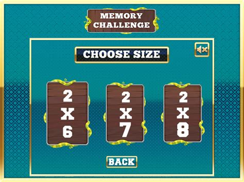 memory challenge memory challenge template mode by digismileltd codecanyon