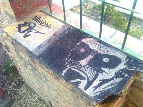 Graffiti Meme - stare meme graffiti by shinodage on deviantart