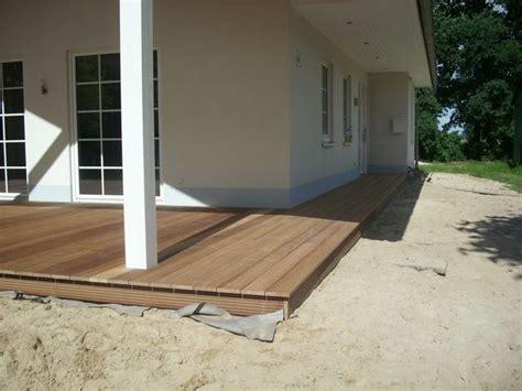 holz für terasse holz terrassen aus bangkirai und hartholz
